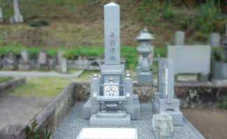 お墓(神道)
